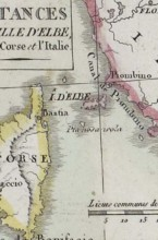 Notice sur l'île d'Elbe, (1814)