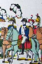 Schuermans, Itinéraire de Napoléon, (1908)