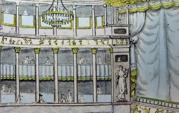 Lecomte, (L.H.), Napoléon et le monde dramatique, (1912)