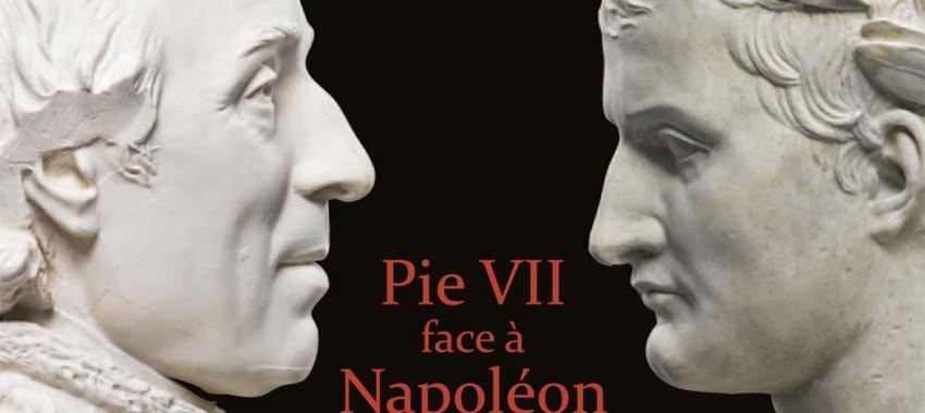 Mécénat Édition : publication du catalogue de l'exposition Pie VII face à Napoléon (château Fontainebleau)
