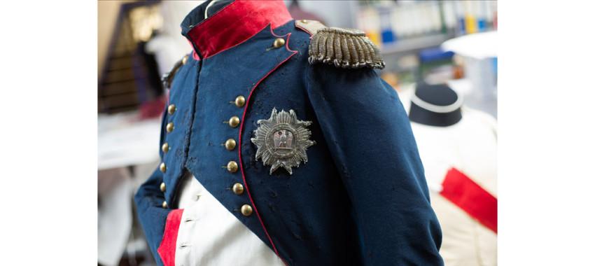 Exposition «Napoléon à Sainte-Hélène» : dans les coulisses du montage