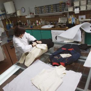 Mannequinage de la culotte ©Paris, musée de l'Armée/Pascal Segrette.
