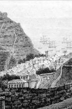 Vues de Sainte-Hélène [Mémorial de M. de Las Cases], [1824]