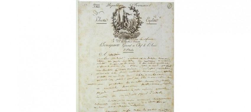Le fonds Napoléon des Archives nationales de nouveau en ligne