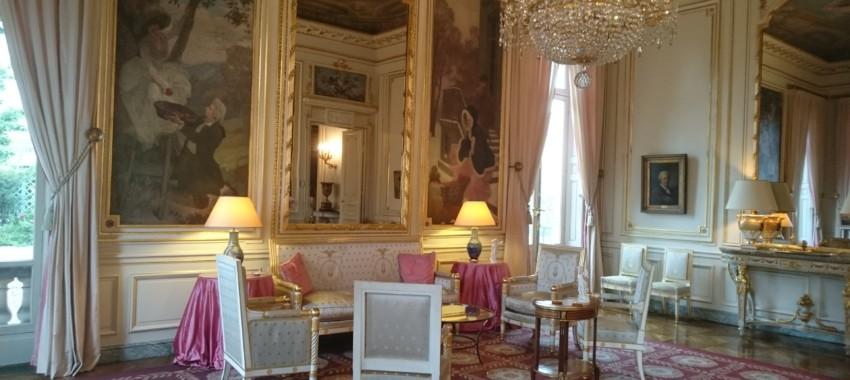 Visite au palais et au mus e de la l gion d 39 honneur for Salon d honneur grand palais
