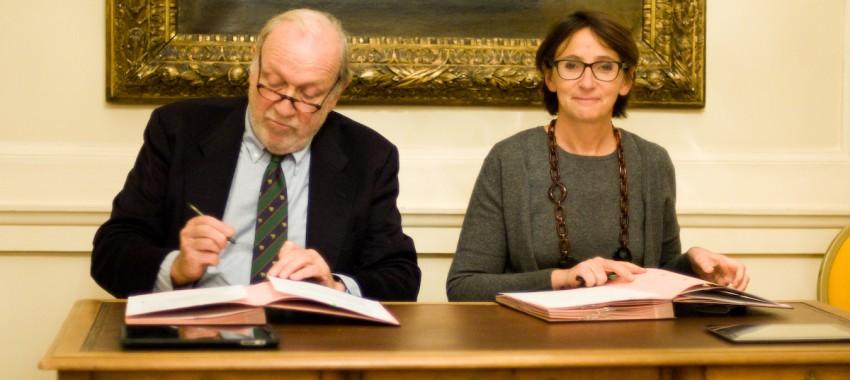 Partenariat Fondation Napoléon / BnF : reconduction de la convention de coopération documentaire et numérique