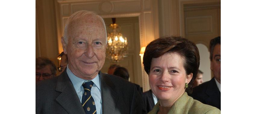 Décès de Jean-Claude Lachnitt, secrétaire général du jury des Prix et Bourses de la Fondation Napoléon (1990-2017)