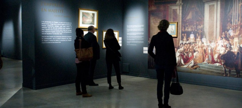 L'art au service du pouvoir – Napoléon I – Napoléon III