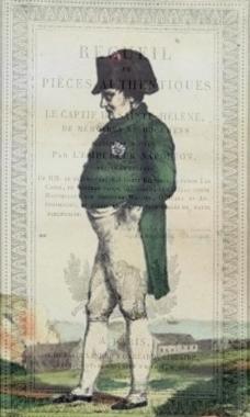 Numérisation du <i>Recueil de pièces authentiques sur le captif de Sainte-Hélène</i>
