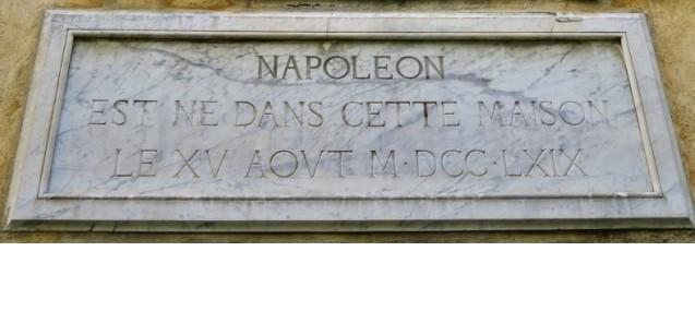 250e anniversaire de la naissance de Napoléon Bonaparte