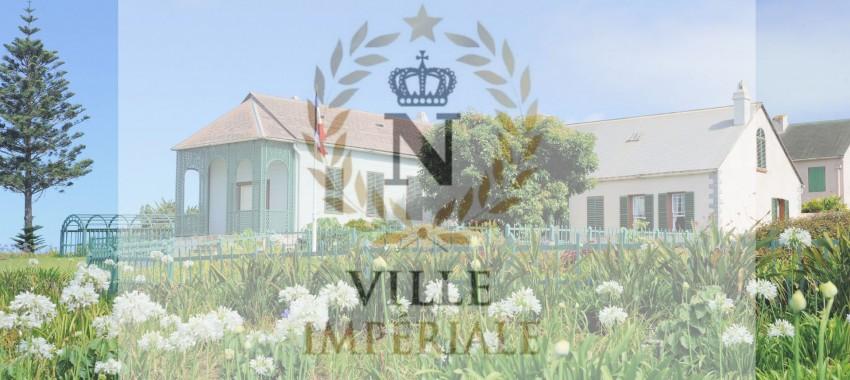 L'île de Sainte-Hélène labellisée « Ville impériale »