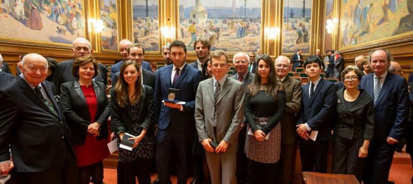 Remise des prix et bourses 2019 de la Fondation Napoléon