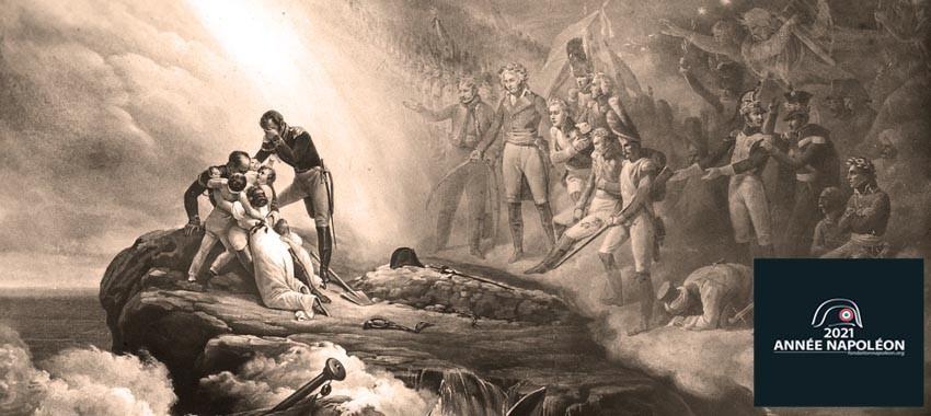 2021 Année Napoléon > Les actions de la Fondation Napoléon pour le bicentenaire de la mort de Napoléon Ier