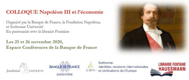Conference >Napoleon III and the Economy (Paris, 25-26 November 2020)