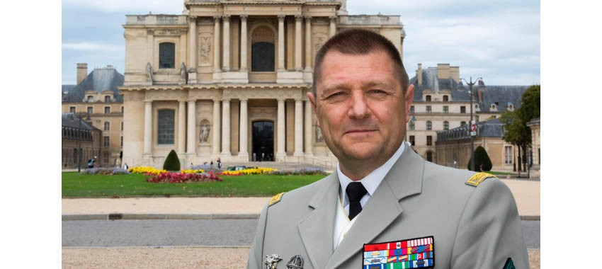 Musée de l'Armée > General Henry de Medlege appointed as the new director of the French Army Museum
