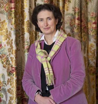 Élisabeth Caude, directrice du musée national des châteaux de Malmaison et Bois-Préau, 2020 © Christian Millet