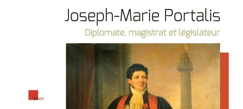 Mécénat édition > Joseph-Marie Portalis. Diplomate, magistrat et législateur