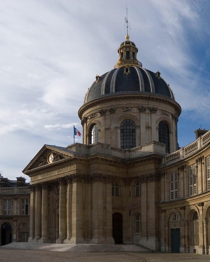 Institut de France © Gérard Blot