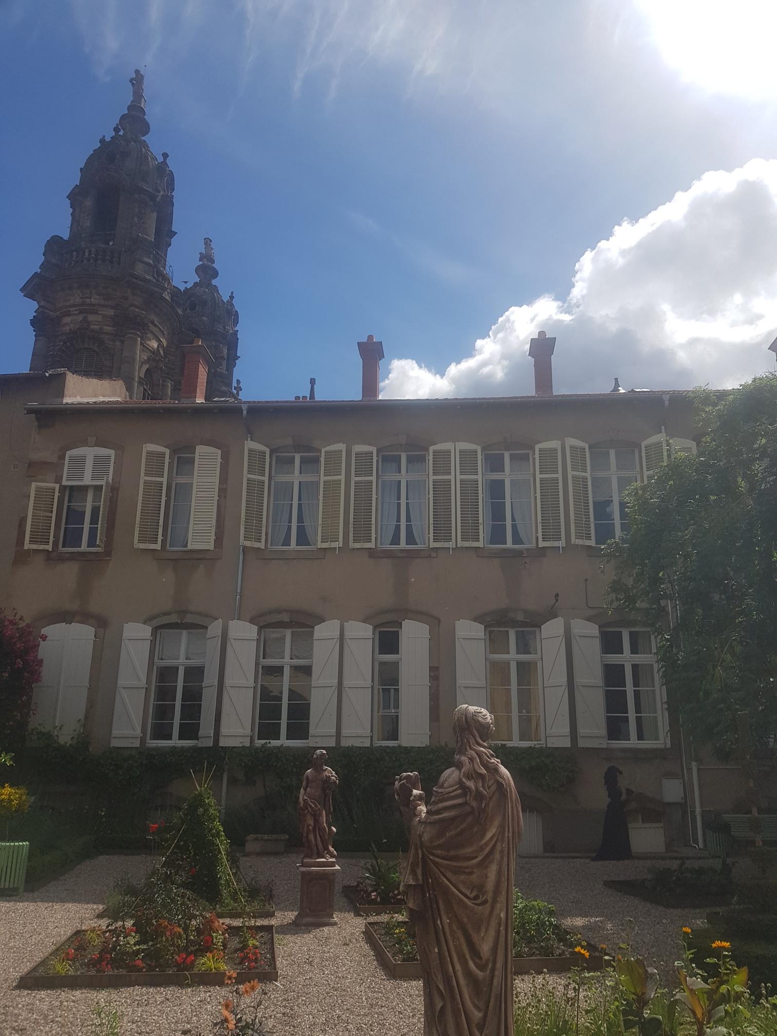 © Hôtel abbatial de Lunéville